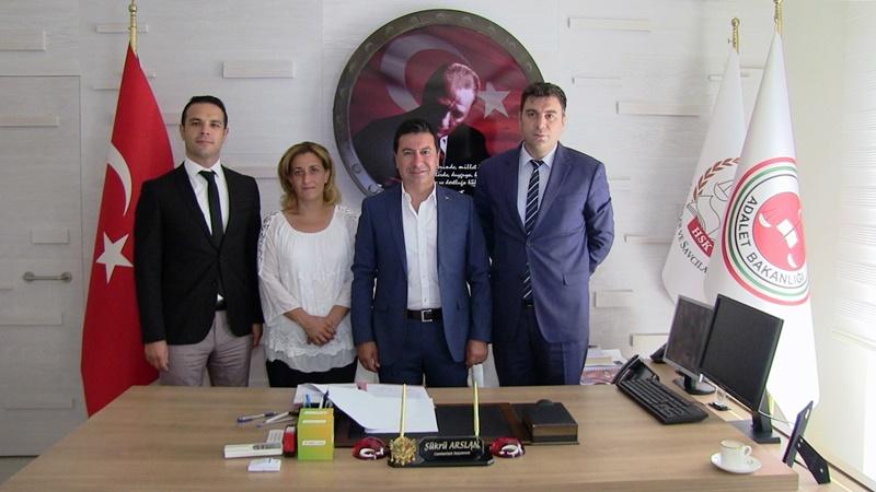 """""""HEP BİRLİKTE TEMİZ BİR GELECEĞE"""" PROJESİ İMZALANDI…"""