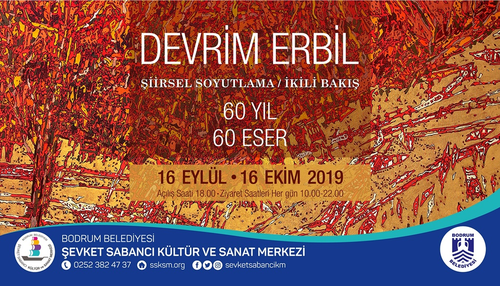 """""""60 YIL 60 ESER"""" SERGİSİ YAKINDA AÇILIYOR"""