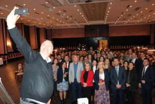 """BELEDİYE PERSONELİNE """"MÜKEMMELİ ARAMA EĞİTİM SEMİNERİ"""" VERİLDİ"""