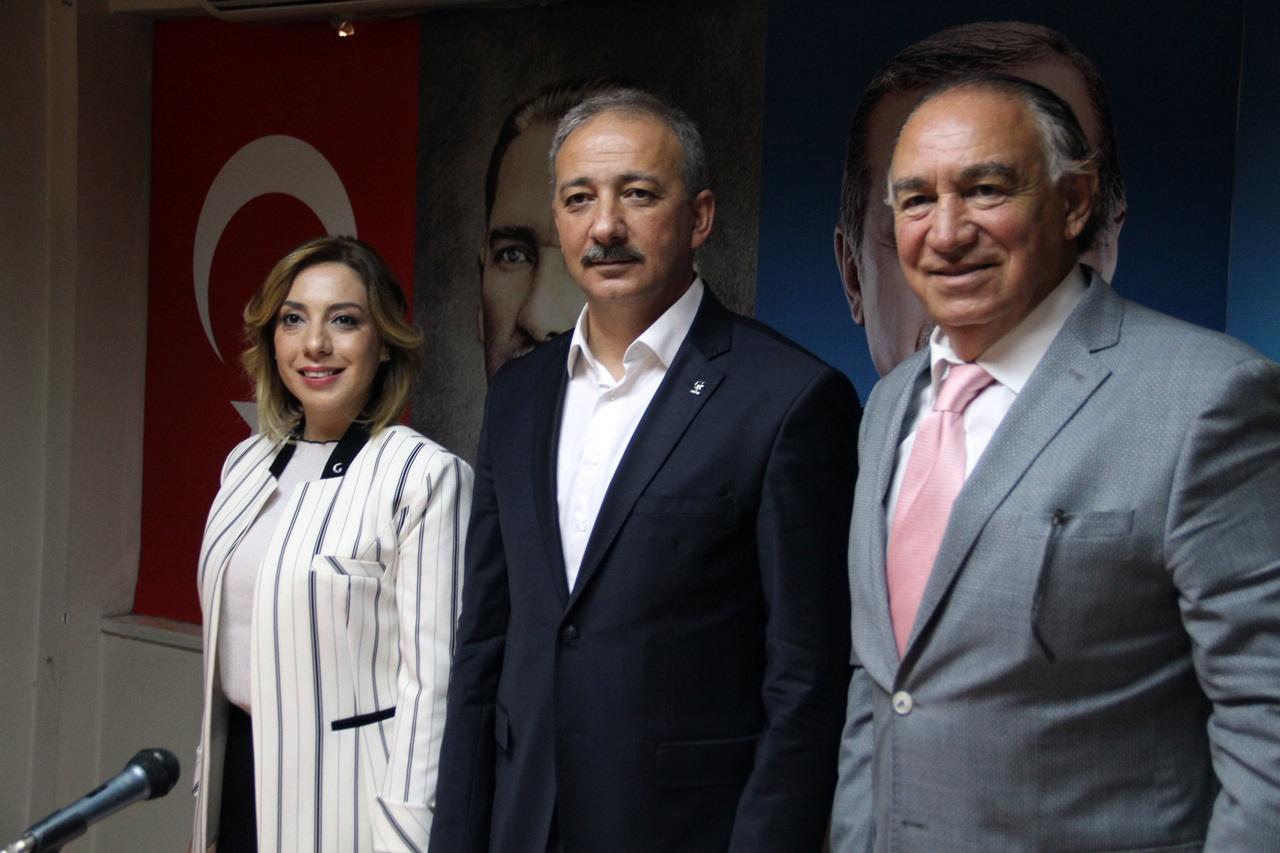 ZEYTİNKÖY'E İLK KAZMA VURULUYOR