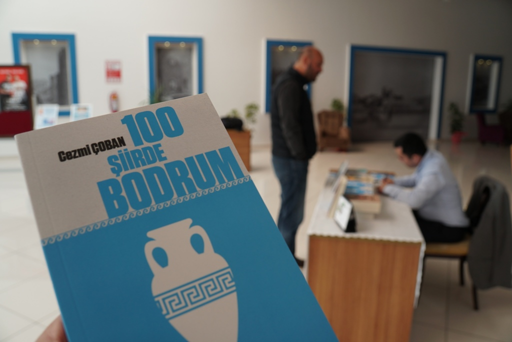 '100 ŞİİRDE BODRUM'