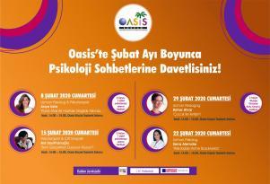 OASİS'TEN PSİKOLOJİ SOHBETLERİ