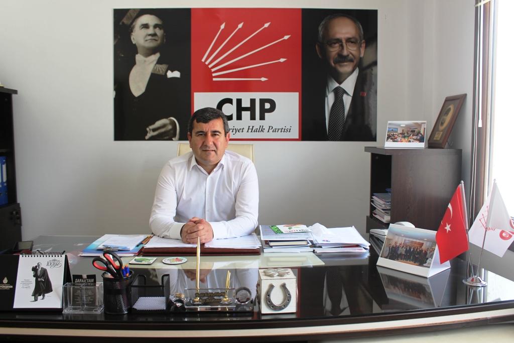 """KARAHAN,""""AKP BODRUM'A HİZMET DEĞİL EZİYET EDİYOR"""""""