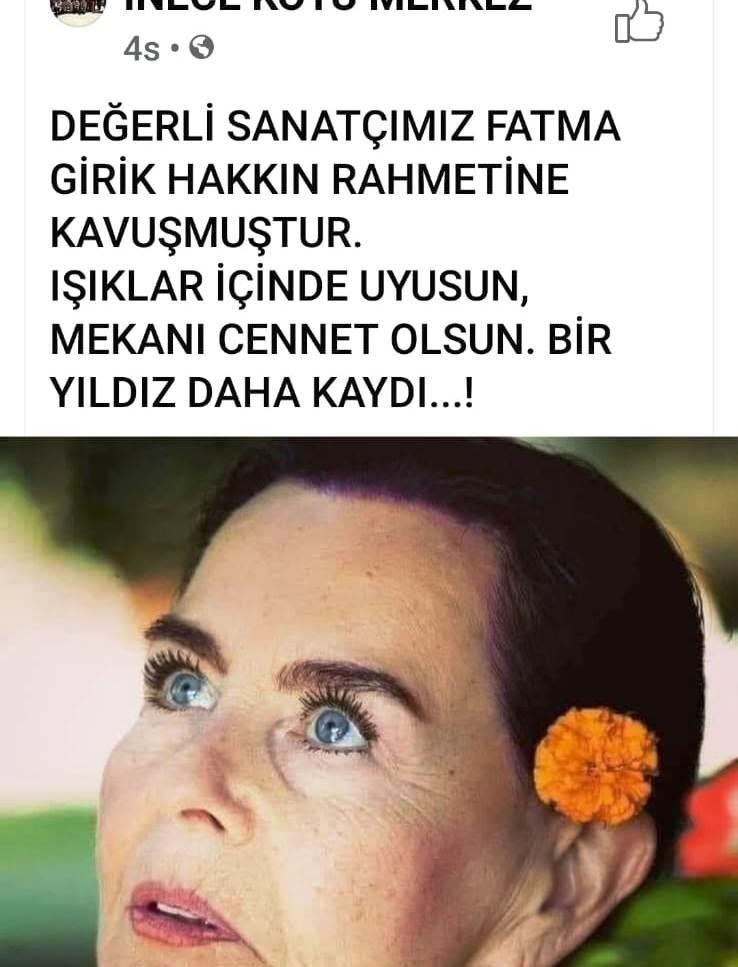 ÖNCE NÜFUS MÜDÜRÜNÜ SONRA FATMA GİRİK'İ ÖLDÜRDÜLER!!!